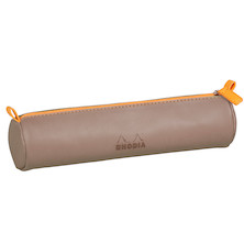 Rhodia Rhodiarama Pencil Case Taupe