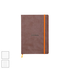 Rhodia Rhodiarama Softcover Notebook A5 (148 x 210) Chocolate