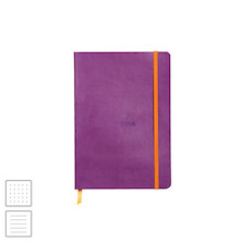Rhodia Rhodiarama Softcover Notebook A5 (148 x 210) Purple