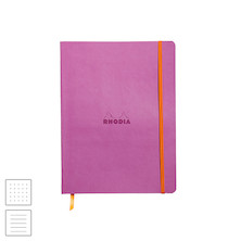 Rhodia Rhodiarama Softcover Notebook (190 x 250) Lilac