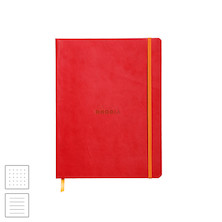Rhodia Rhodiarama Softcover Notebook (190 x 250) Poppy