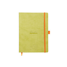 Rhodia Rhodiarama Meeting Book A5 Anise Green