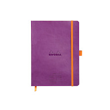 Rhodia Rhodiarama Meeting Book A5 Purple