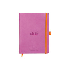 Rhodia Rhodiarama Meeting Book A5 Lilac
