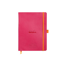 Rhodia Rhodiarama Meeting Book A5 Raspberry