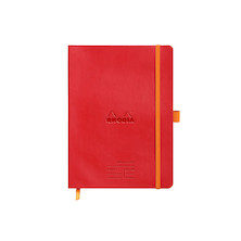 Rhodia Rhodiarama Meeting Book A5 Poppy
