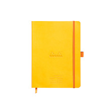 Rhodia Rhodiarama Meeting Book A5 Daffodil Yellow