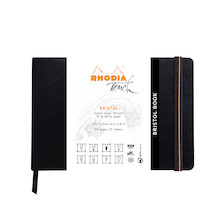 Rhodia Touch Bristol Book Softcover A5