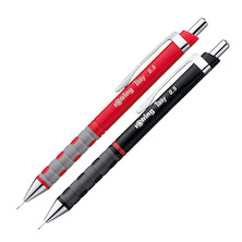 rotring Tikky 3 Colour Barrel Mechanical Pencil