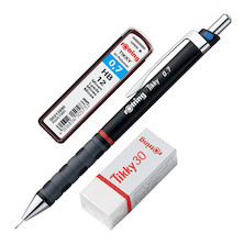rotring Tikky 3 Pencil Value Pack