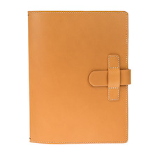 Cult Pens Ruitertassen Leather Notebook Cover A5 Natural