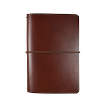 Start Bay Notebooks Pioneer Leather Notebook Cover