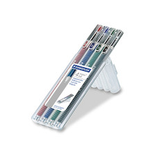 Staedtler Triplus Ball Pen Box of 4 Colours