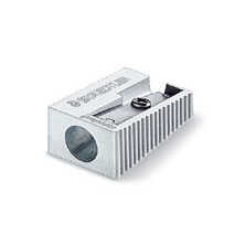 Staedtler Single Hole Metal Pencil Sharpener 510 10