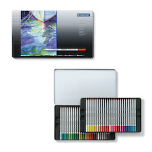 Staedtler Karat Aquarell Pencil Tin 48