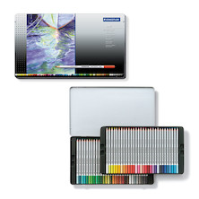 Staedtler Karat Aquarell Pencil Tin 60