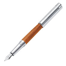 Staedtler Initium Lignum Fountain Pen Plum Wood