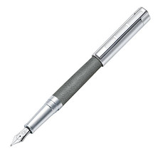 Staedtler Initium Corium Simplex Fountain Pen Anthracite Leather