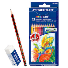 Staedtler Noris Club Colouring Pencil Bonus Pack