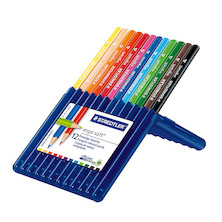 Staedtler Ergosoft Colouring Pencils Set of 12