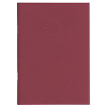 Soumkine Softcover Notebook Scarlet
