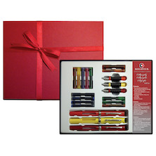 Sheaffer Viewpoint Calligraphy Gift Set