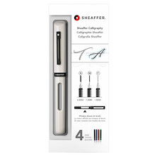 Sheaffer Calligraphy Fountain Pen Mini Kit White