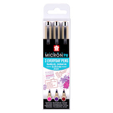 Sakura Pigma Micron PN Drawing Pen Crafts Set