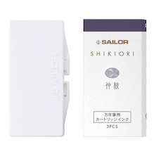 Sailor Shikiori Ink Cartridges