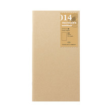 TRAVELER'S COMPANY Notebook Refill Kraft Paper