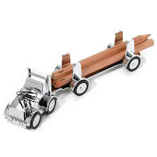 Troika Lumbertruck Magnetic Paperweight and Pencil Tray