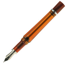 TWSBI Vac 700 Fountain Pen Amber