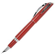 Visconti Pininfarina Disegno Fountain Pen Red