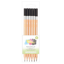 Docrafts Artiste Sketching Pencils Set of 6
