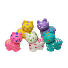 Iwako Puzzle Eraser Colorz Set Tiger