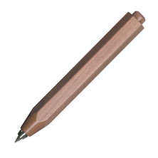 Worther Wood Hexagonal Pencil Plum