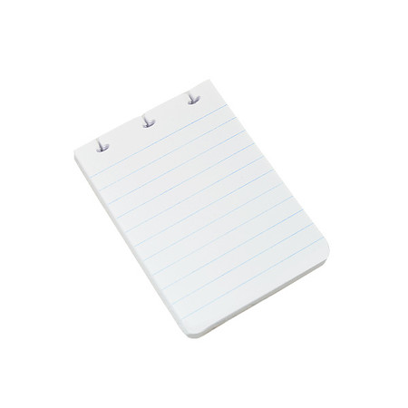 Atoma Notebook Refill Pad A7 White