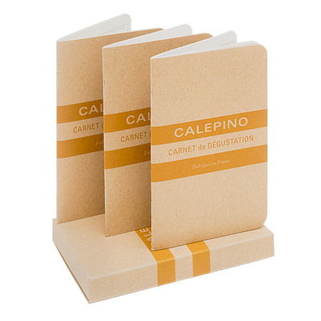 Calepino Wine Tasting Notebook Set of 3