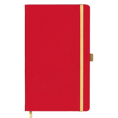 Castelli Appeel Notebook 130mm x 210mm Red Delicious