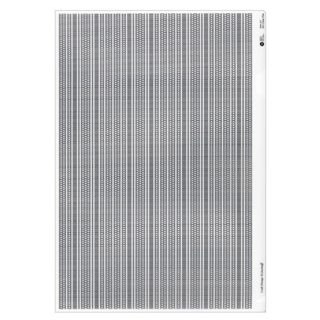 Craft Design Technology item 07 - Clear Document File