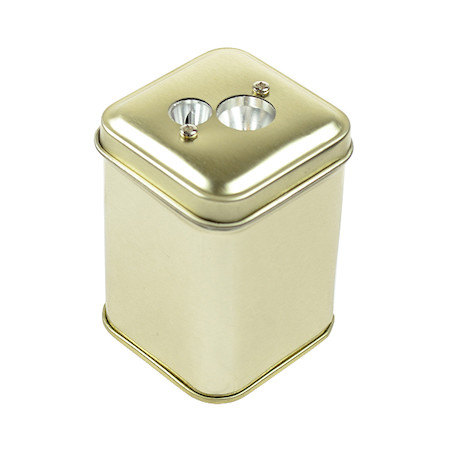 DUX Sweet Candy Double Hole Pencil Sharpener Tin