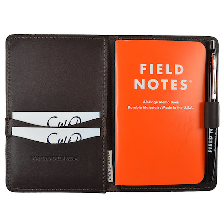 Field Notes Everyday Carry Memo Book Cover  Cult Pens