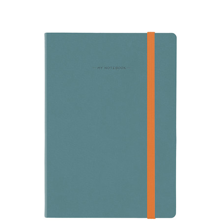 Legami My Notebook Dotted Blue-Grey