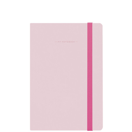 Legami My Notebook Medium Pink