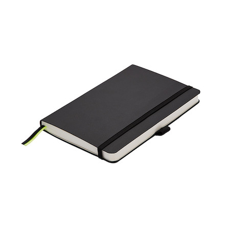 Lamy paper Notebook Softcover A6 Black