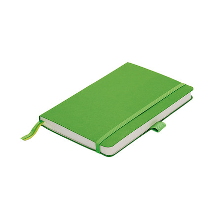 Lamy paper Notebook Softcover A6 Green