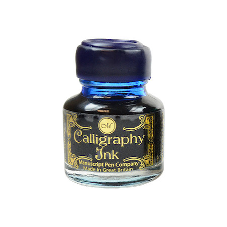 Manuscript Calligraphy Ink Bottle