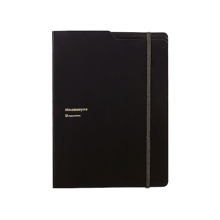 Mnemosyne Speedy Notepad and Holder With 5 Pockets A5+