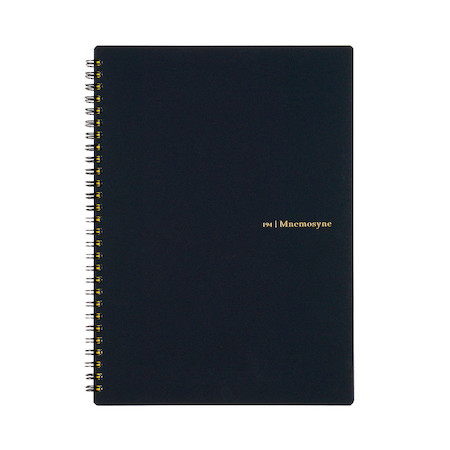Mnemosyne 194 Basic Notebook Ruled B5