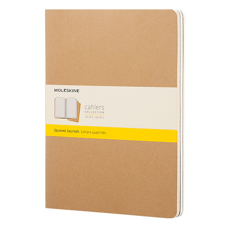 Moleskine Cahier Extra Large Journal 190x250 Kraft